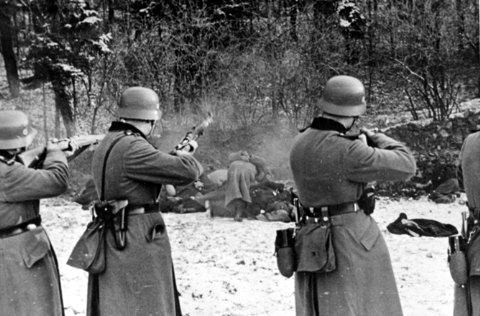 Massaker An Deutschen Soldaten